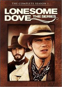 books into movies lonesome dove