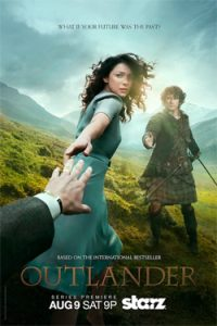 books into movies outlander