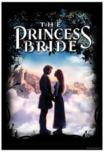 books into movies princess bride