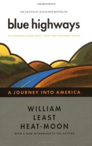books travel life good blue highways 1981 cover