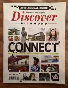 discover richmond connect