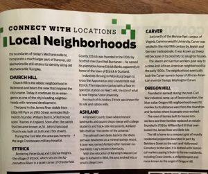 discover richmond local neighborhoods