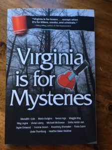vivian lawry virginia is for mysteries