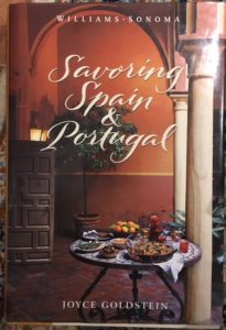 williams sonoma savoring spain portugal joyce goldstein