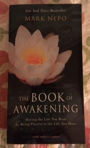 reading week ahead book awakening mark nepo