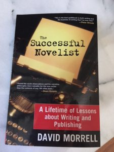 writers gift self successful novelist david morrell (2)