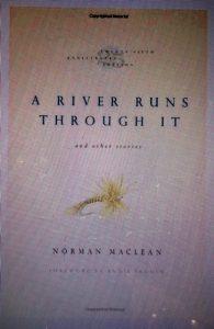 a river runs trhough it norman maclean