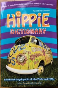 Hippie Dictionary front cover