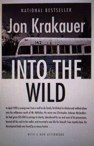 jon krakauer into the wild