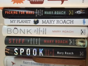 mary roach books