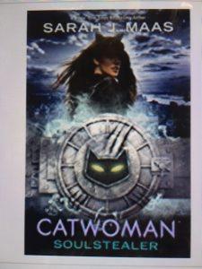 new genre new year catwoman sarah maas