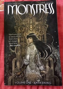 new genre new year monstress