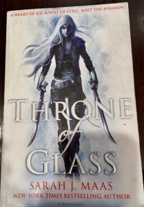 new genre new year sara maas throne glass