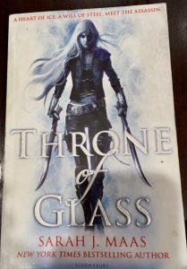 new genre new year sara maas throne glass