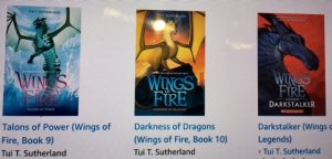 new genre new year wings books