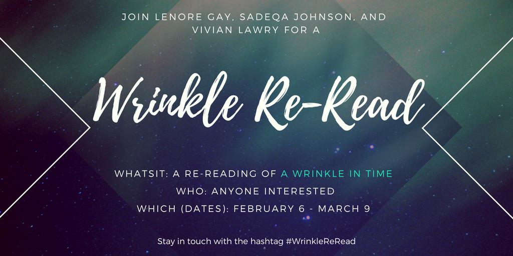 Wrinkle Re-Read