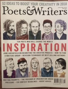 poets writers inspiration