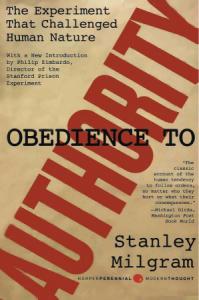 stanley milgram book 1974