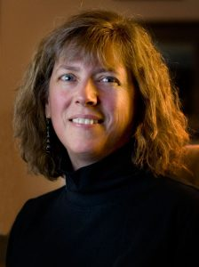 Planetary astronomer Heidi Hammel