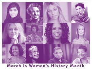 womens history month