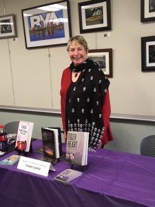 vivian lawry author mysterypalooza 2018