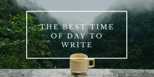 best time day write