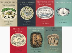 chronicles of narnia book series