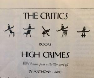 new yorker critics high crimes