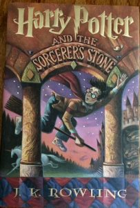 harry potter sorcerers stone jk rowling