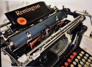 vivian lawry typewriter