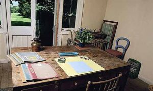 virginia woolf office