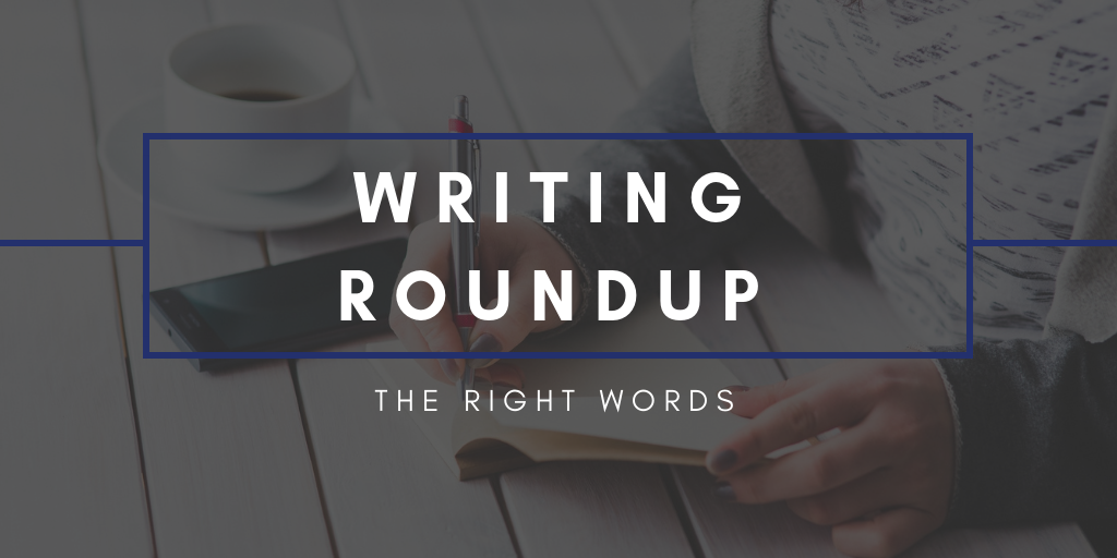 writing roundup right words