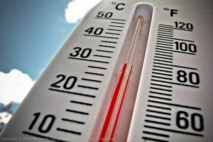thermometer weather writers