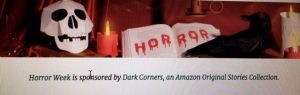 goodreads horror week