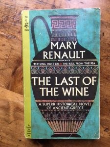 last wine mary renault