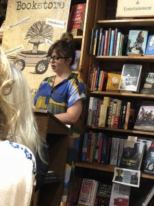 amber tamblyn fountain bookstore