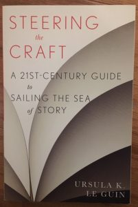steering craft ursula k le guin