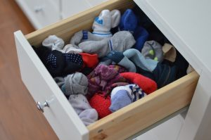 sock drawer