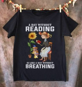 day without reading day without breathing