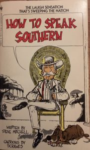 how speak southern