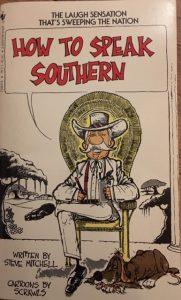 how speak southern