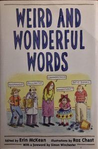 weird wonderful words