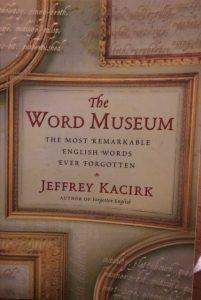 word museum