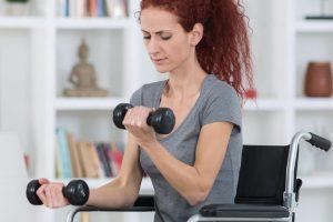 writers keep fit