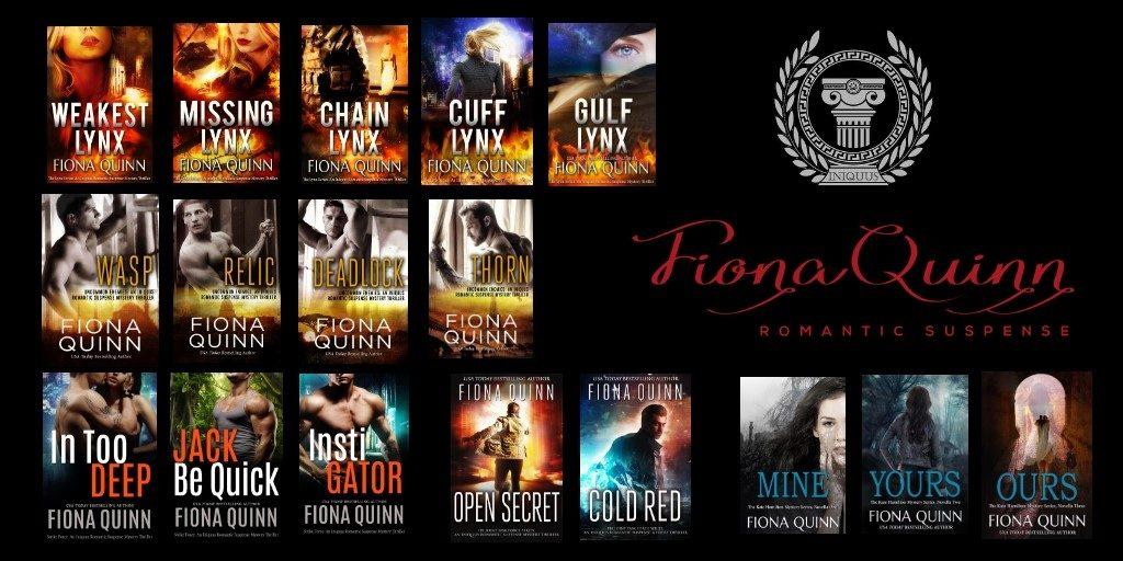 fiona quinn books
