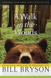 walk woods bill bryson