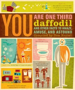 you are one third daffodil