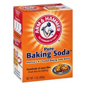 arm hammer baking soda