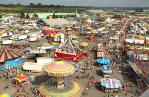 state fairground photograph